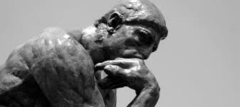 Photo of The Thinker sculpture
