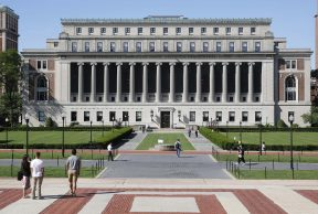 Top 10 Professors at Columbia University