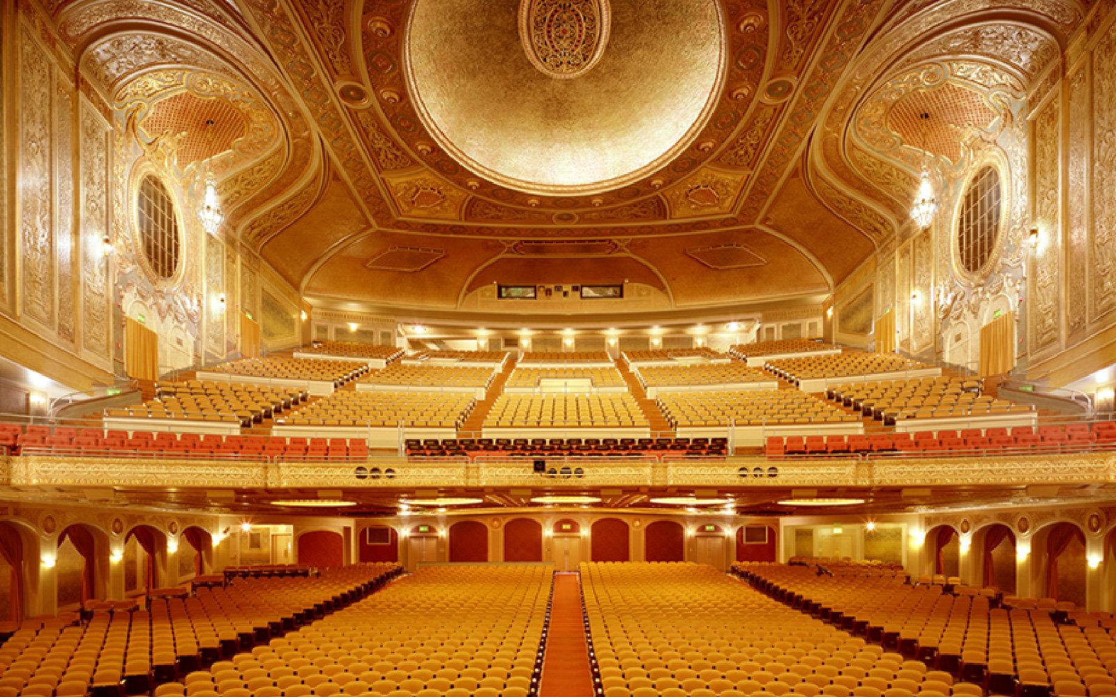 a nice theatre