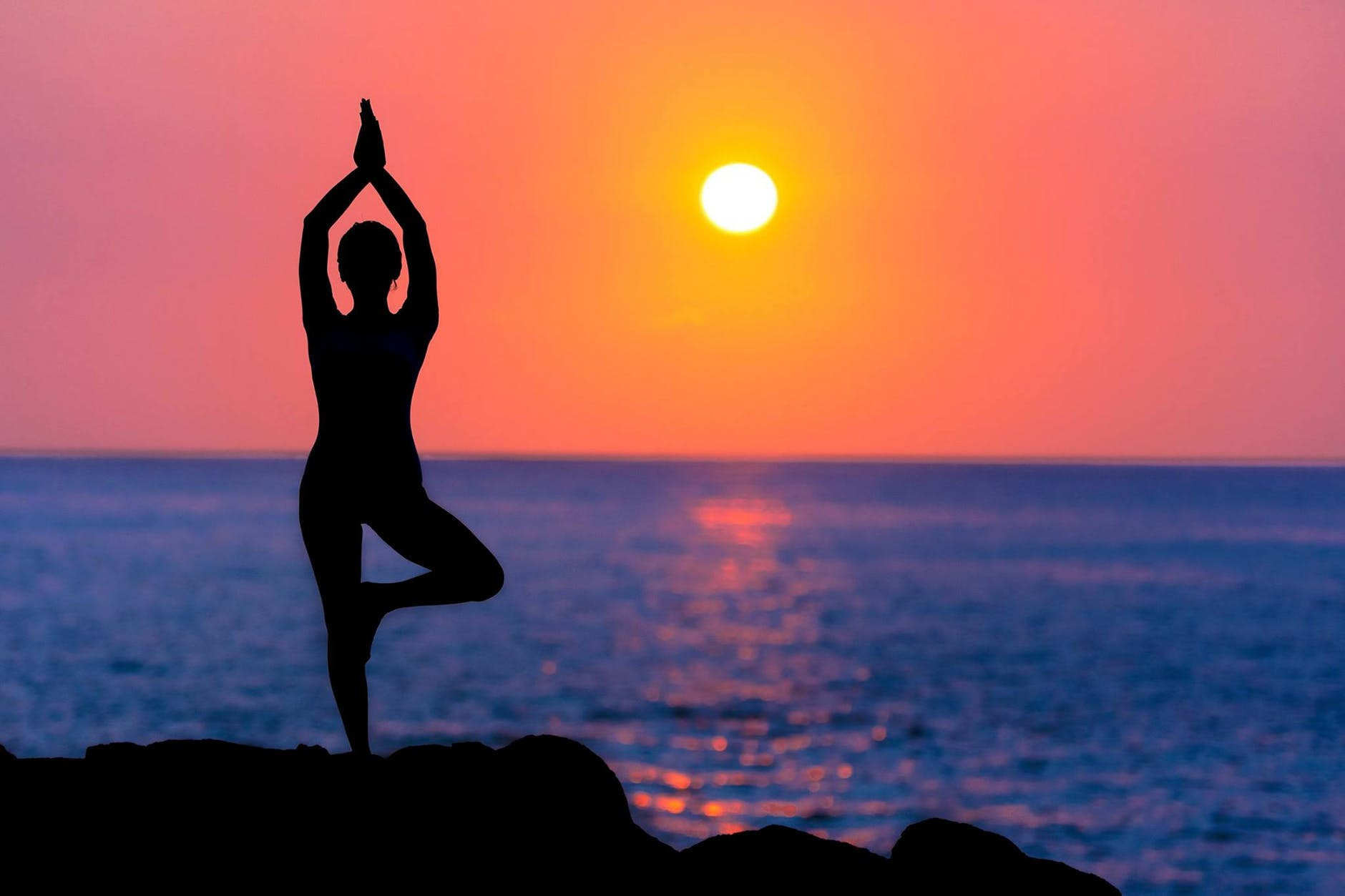 Yoga is an effective way to reduce stress, increase flexibility, and to clear your mind