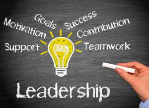 Leadership is not a title or position; it is action and example!