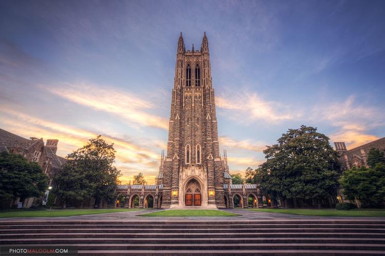 Top 10 Professors at Duke