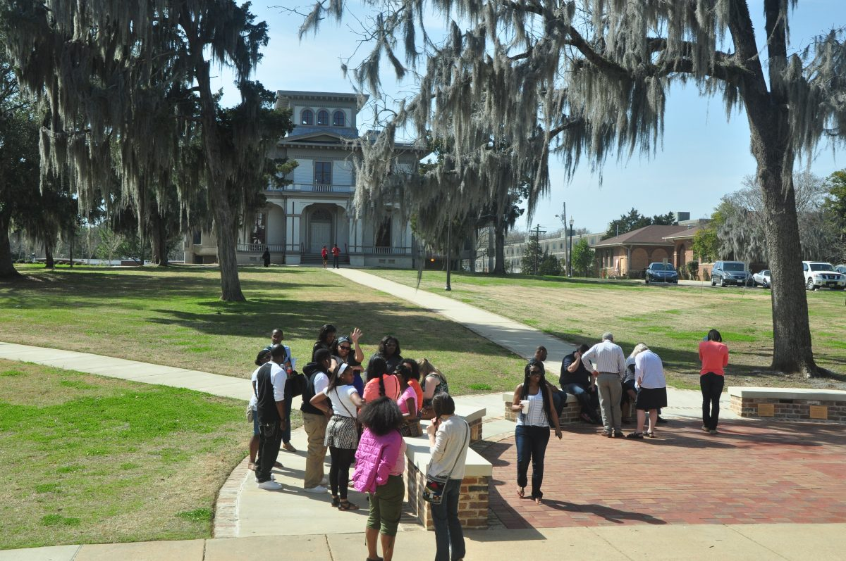 Plantation at Tougaloo College