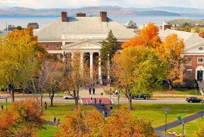 Top 10 Clubs at University of Vermont