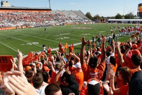 Top 10 Clubs at BGSU