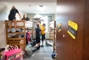 Top 5 Residence/Dorms at University of Iowa