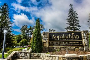Top 10 Professors at Appalachian State University
