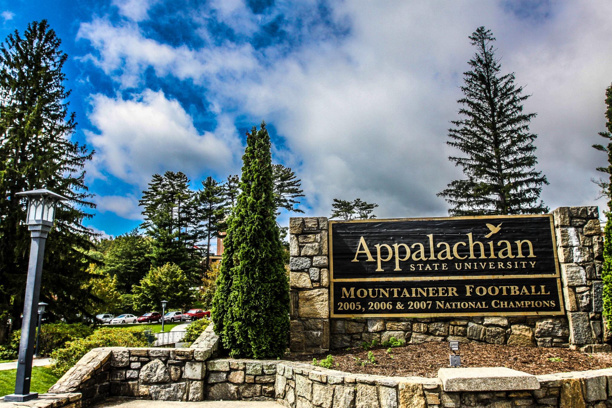 Top 10 Professors at Appalachian State University