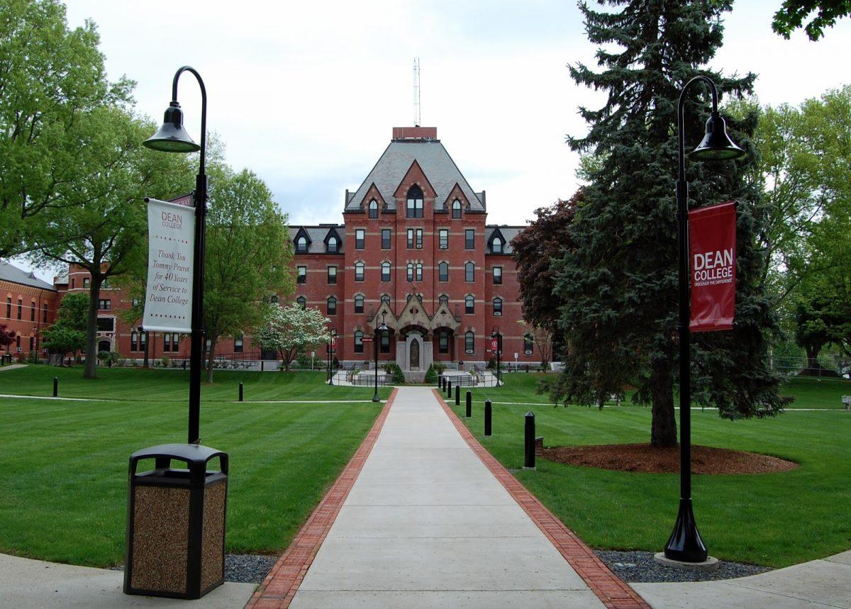Dean College entrance