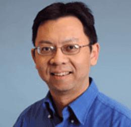 Lin Zhu. Professor of Chemistry.
