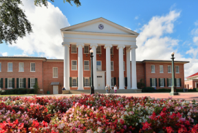 Top 10 Professors at the University of Mississippi