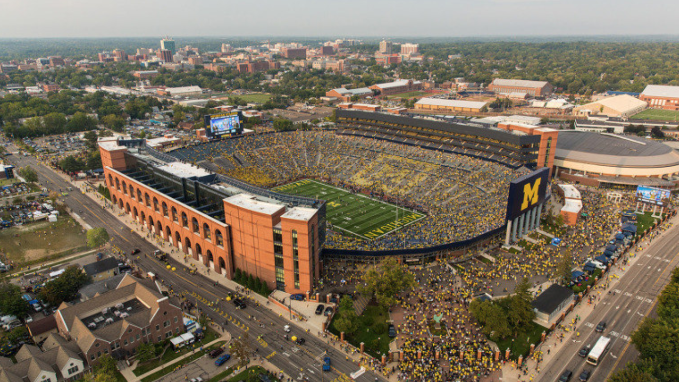 Top 12 Dorms at the U of M - Ann Arbor