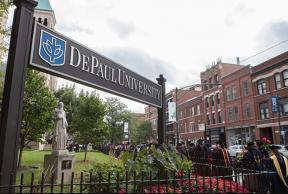 Top 10 Professors at DePaul