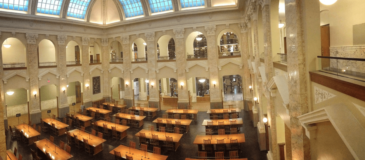 Carnegie Library at Syracuse University
