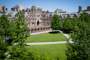10 Buildings to Know at the UPenn