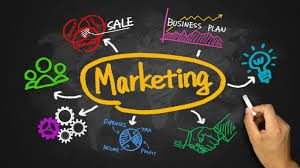 Tools used in the field of marketing.