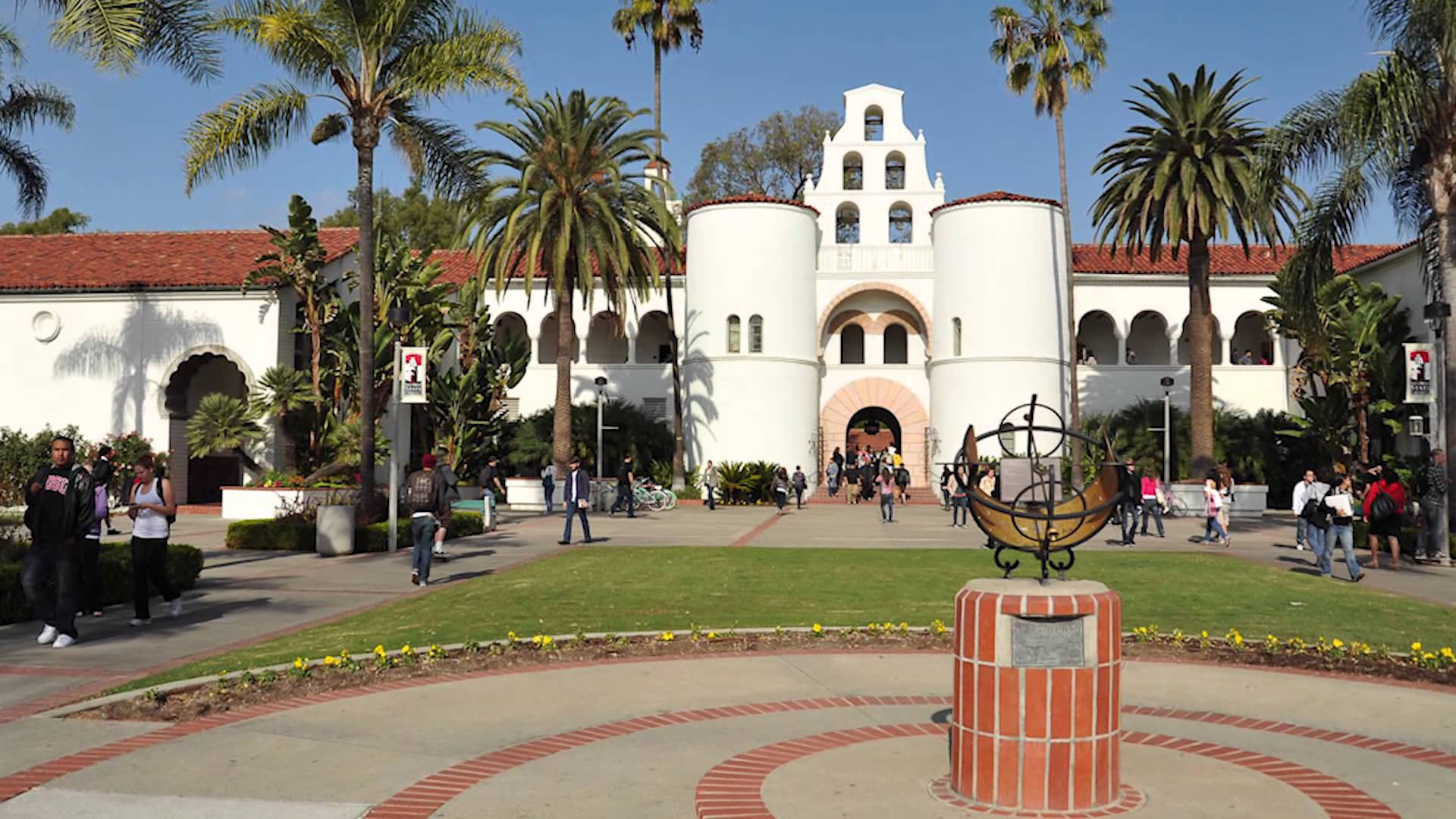 Top 10 Professors at San Diego State University