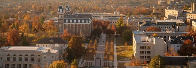 Top 10 Professors at University of Arkansas