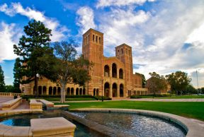 Top 10 Professors at the UCLA