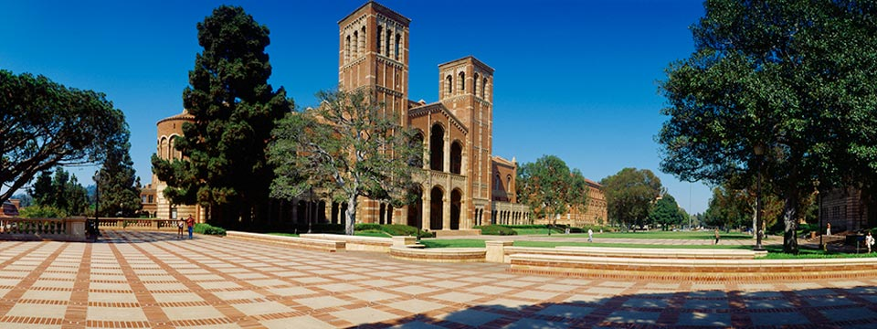 10 Buildings to Know at UCLA