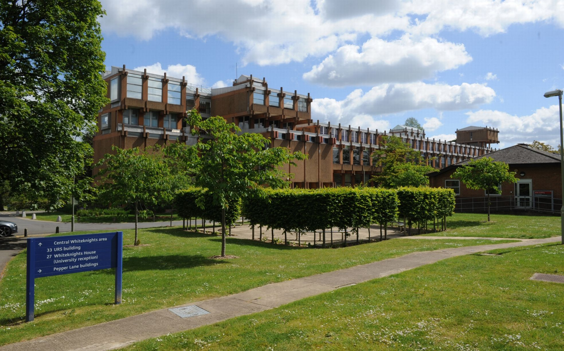 Chancellor S Building University Of Reading