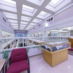 John W. Scott Library