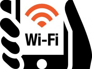 wifi icon on phone