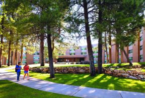 Top 10 Residence Halls at NAU