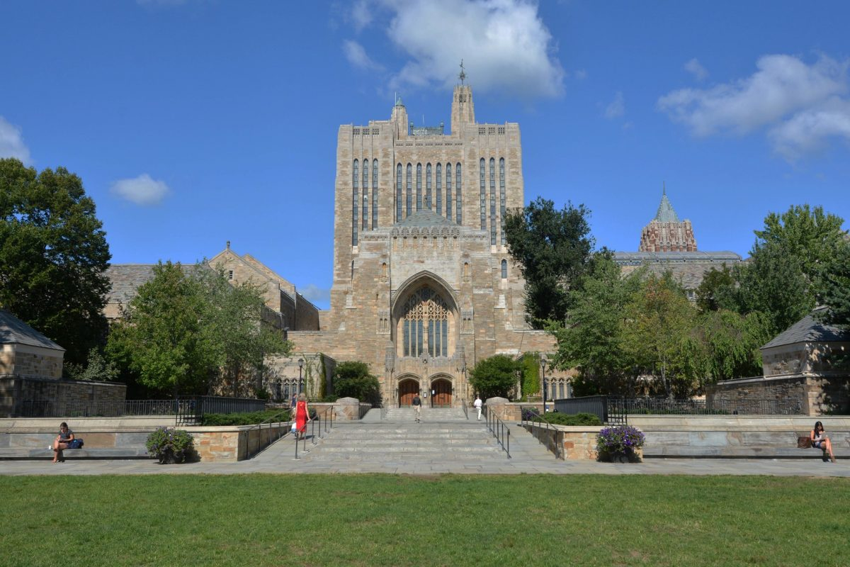 Top 10 Professors at Yale University
