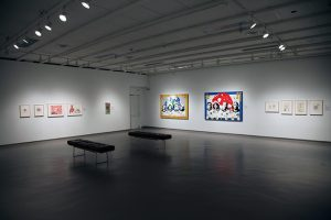 Art Gallery at the Centre for the Arts