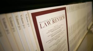 A Law Review from the University of Arkansas.