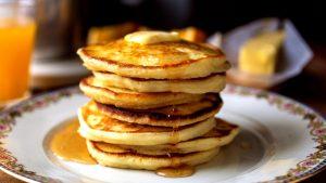 An image of pancakes.