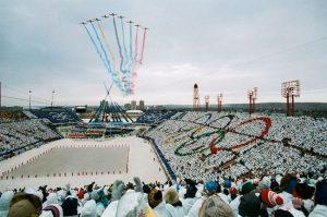 Calgary Winter Olympics - 1988