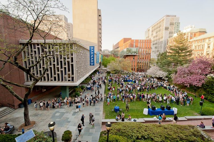 Top 10 Clubs Offered at Barnard College
