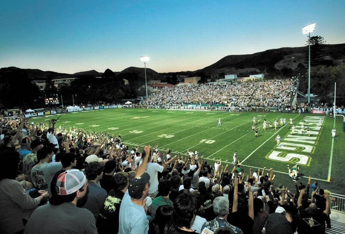 The Alex G. Spanos Stadium formerly referred to as Mustang stadium