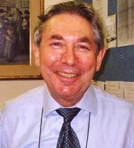 This image shows Professor Polonsky smiling.