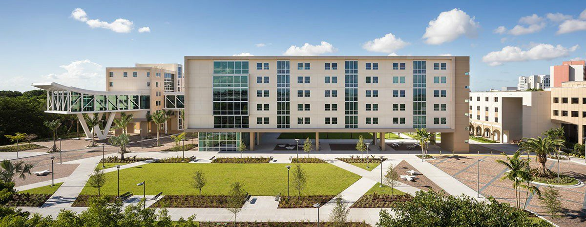 Top 6 Residences at Florida International University