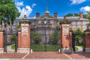 Top 10 Dorms at Brown University