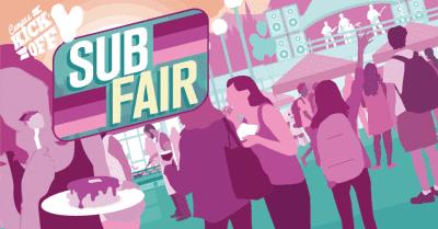 Campus Kick Off Sub Fair Event