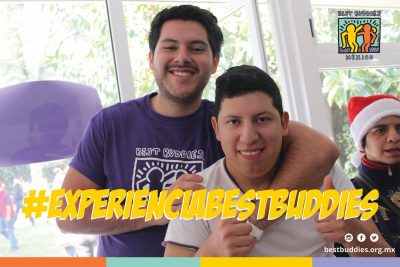 Best Buddies members from Mexico