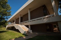 the Graduate Education Building.