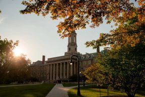 Top 10 Professors at Penn State
