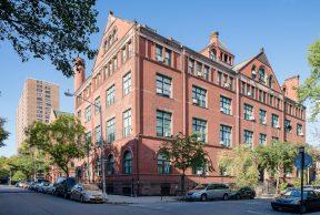 Top 10 Residences at the Pratt Institute
