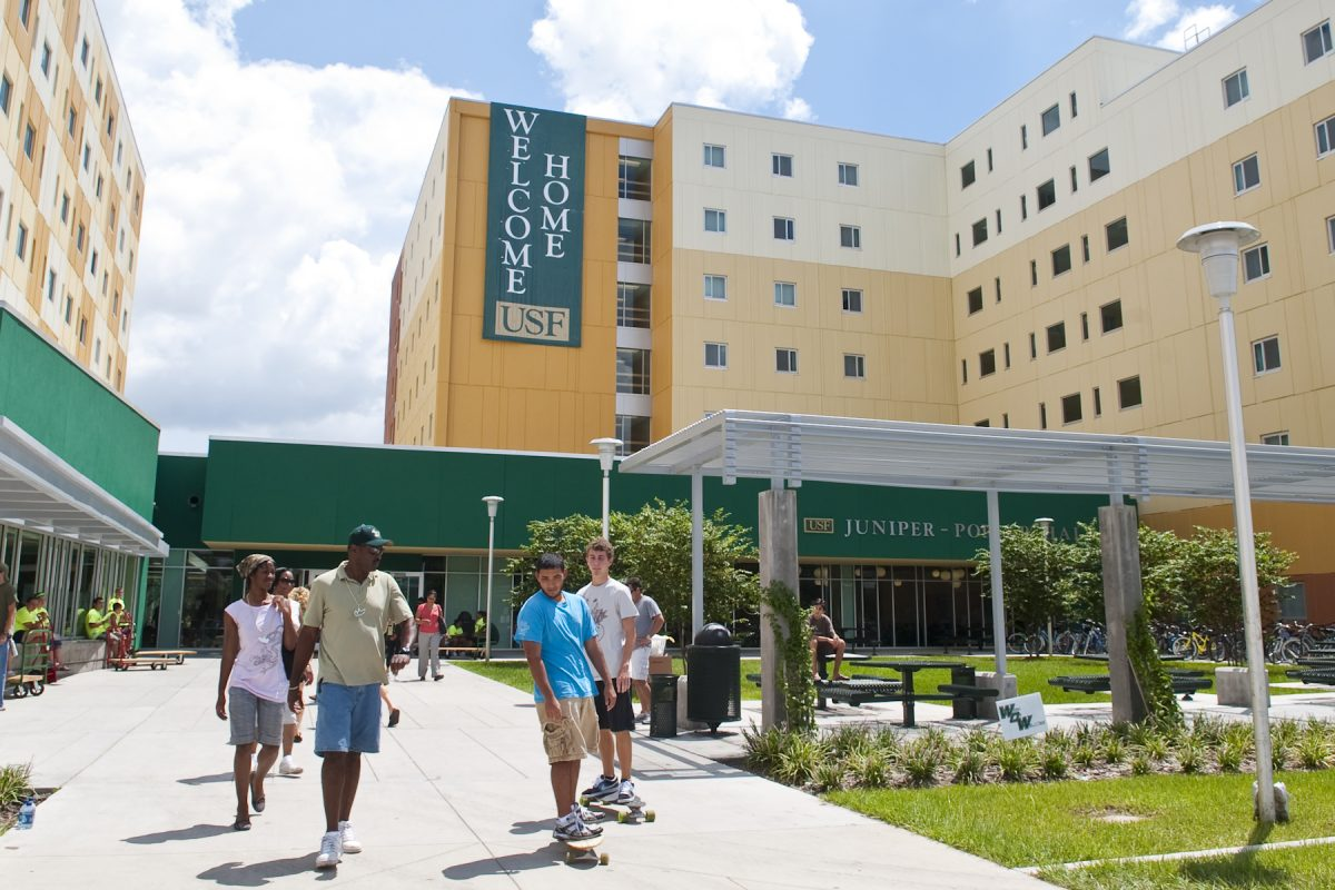10 Buildings You Need to Know at University of South Florida