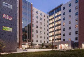 Top 10 Dorms at ISU