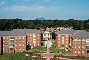 Top 10 Dorms at Wake Forest University