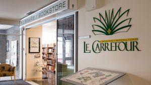Francophone Bookstore at University of Alberta