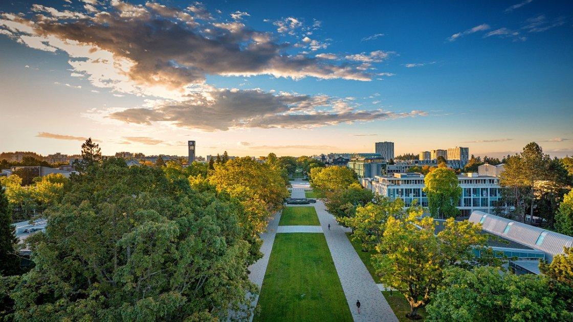 Top 7 Residences at University of British Columbia