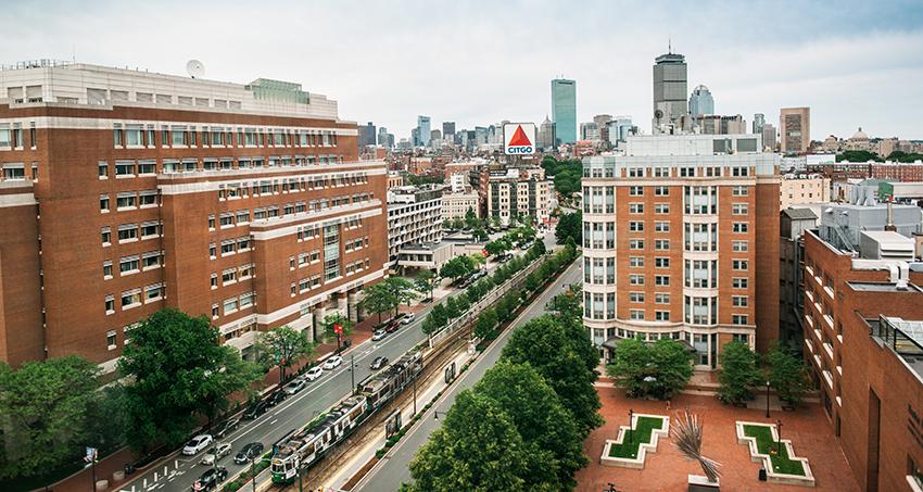 Top 10 Dorms at Boston College
