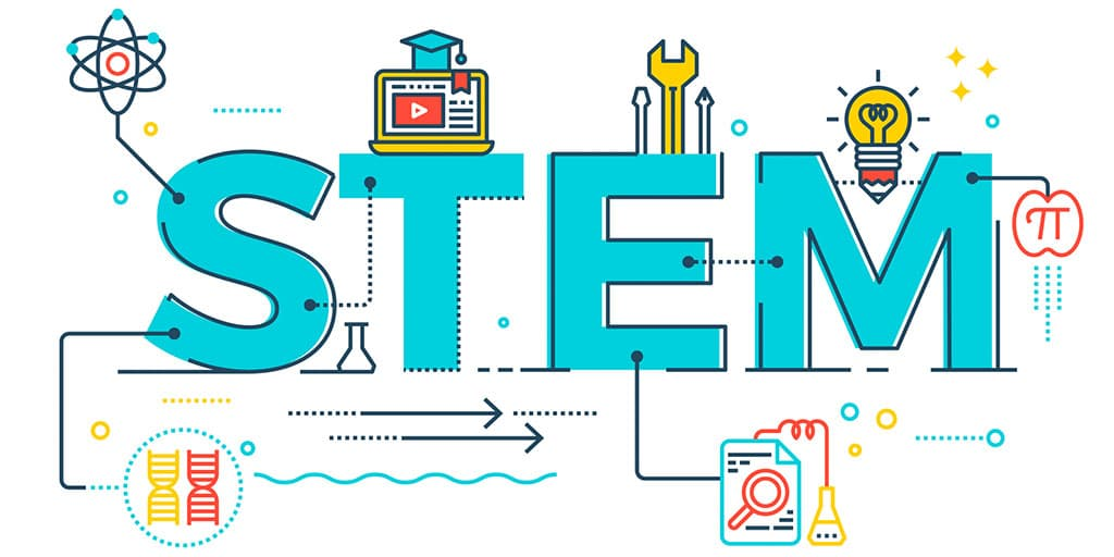 a stem graphic